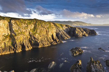 Cliffs and Coast Allihies Beara Peninsula Ireland