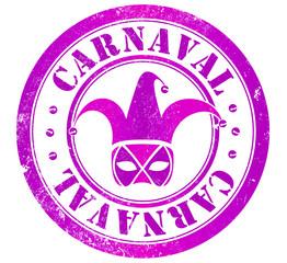 carnival stamp