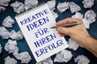 Kreative Ideen für Ihren Erfolg!