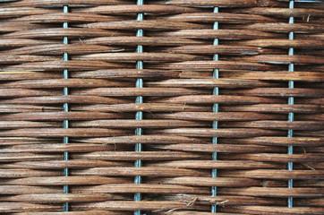 Плетеная корзинк