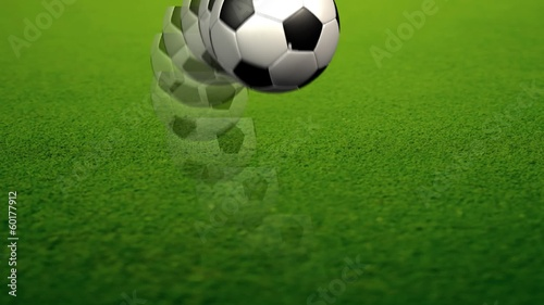 Animated Soccer Ball
