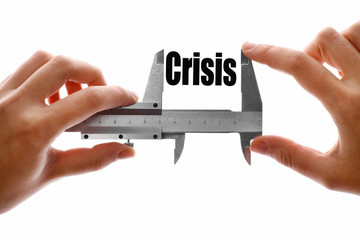 The size of crisis