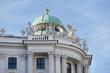Kuppel von Alte Burg, Wien