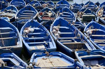Essaouira - barche