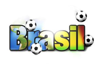 Brasil 3d Symbol