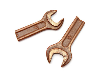 Broken tool
