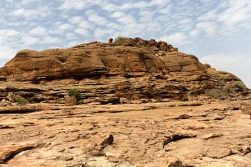 世界遺産バンディアガラの断崖