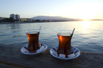 Turkish tea, Turkey-Samsun