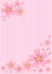 桜とボーダー