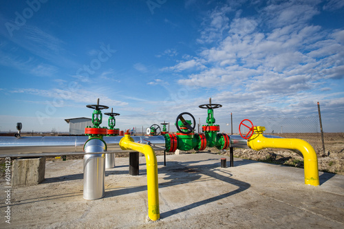 Oil Valve in the oil industry