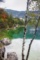 Eibsee Lake, Germany