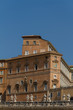 Buildings in Vatican, the Holy See within Rome, Italy. Part of S