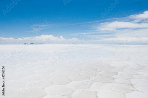Salar de Uyuni, Salt flat in Bolivia - 60196304