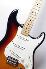 Electric Guitar Sunburst
