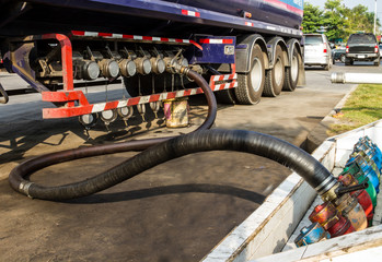 Petroleum products transport