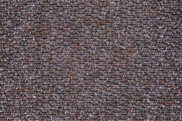Brown heavy-duty carpet