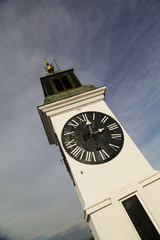 Petrovaradin clock