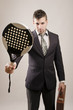 Paddle tennis is a business