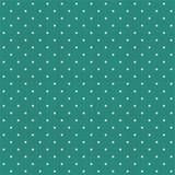 seamless polka dot pattern with retro texture