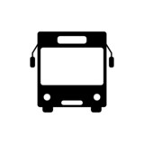 Bus Icon - vector