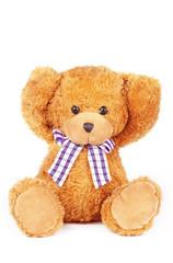 teddy bear can't hear