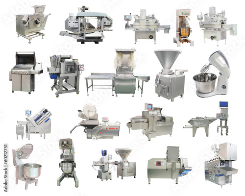food industry equipment
