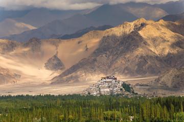 Hemis gompa in Leh Ladakh ,India