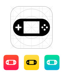 Gamepad screen icon.