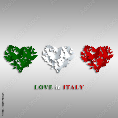 Valentine's Day  in Italy