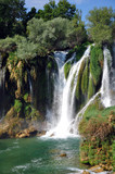waterfall in kravica(croatia)