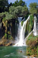 waterfall in kravica(croatia)