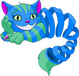 Disappearing Cheshire Cat