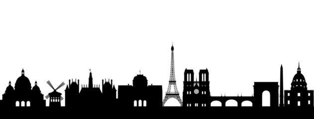 Paris Hauptstadt von Frankreich