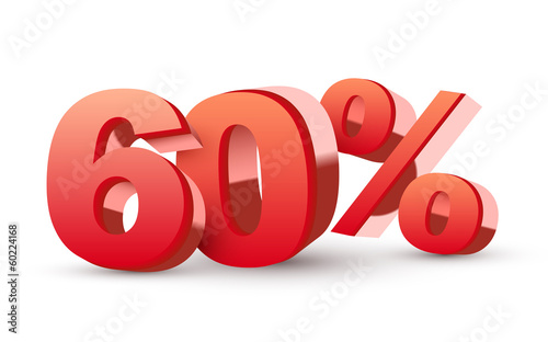 3d shiny red discount collection - 60 percent