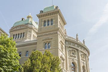 Bern, Altstadt, Bundeshaus, Eidgenossenschaft, Schweiz