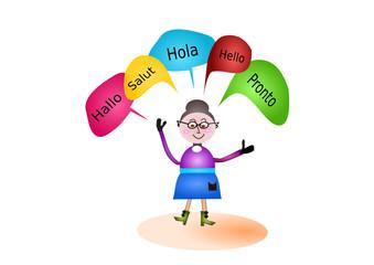 Sprachen lernen