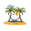 the symbol of Palma on the island