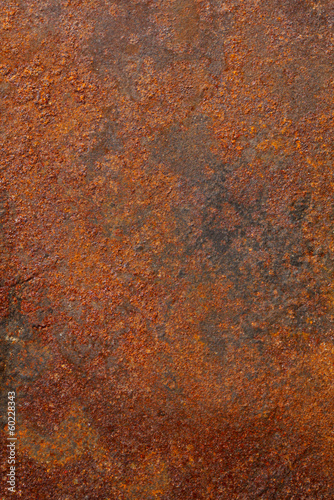 canvas print picture Texture - Rusty Metal