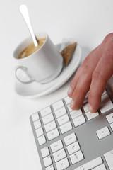 café business