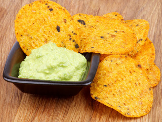 Chips and Guacamole