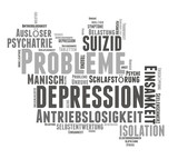 Word Cloud Depression
