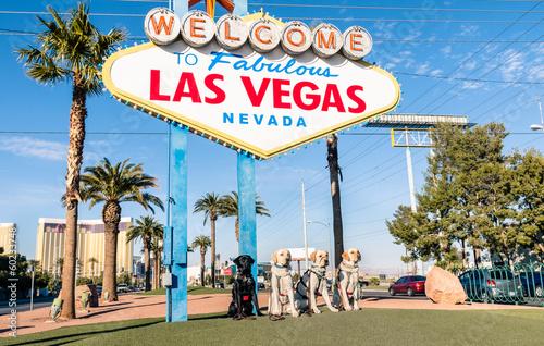 Plexiglas Las Vegas