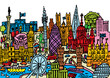 Obrazy na płótnie, fototapety, zdjęcia, fotoobrazy drukowane : London City