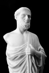 Hippocrates was an ancient Greek physician and one of the most p