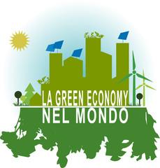 la green economy nel mondo