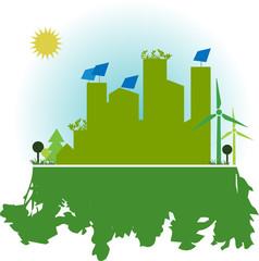 la città e l'ambiente