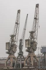 Hamburg, Hafen, Hafen-City, Kranen, Export, Deutschland