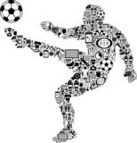 Conceptual Soccer Player