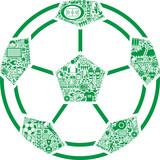 Conceptual Soccer Ball