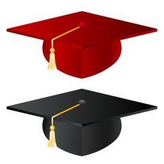 Graduation school hat